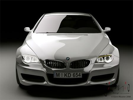BMW M6 Concept Renders 4