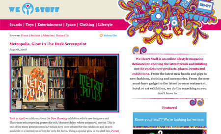 Design and Inspiration Websites 09