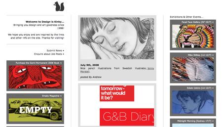 Design and Inspiration Websites 22