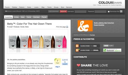 Design and Inspiration Websites 23