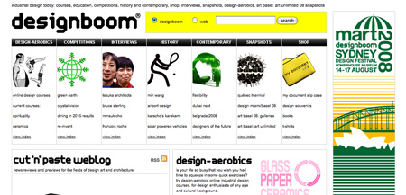 Design and Inspiration Websites 12