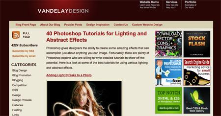 Design and Inspiration Websites 19