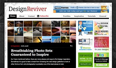 Design and Inspiration Websites 06
