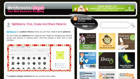 Design and Inspiration Websites 13