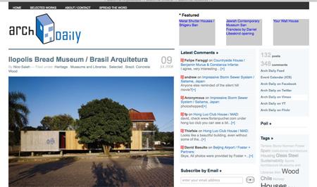 Design and Inspiration Websites 03