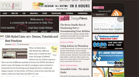Design and Inspiration Websites 17