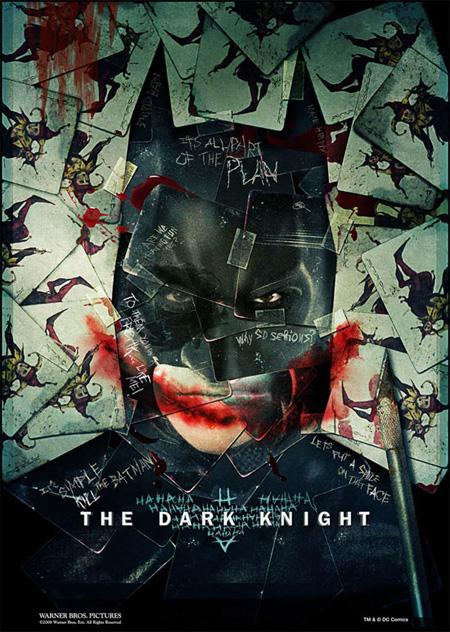 New The Dark Knight Poster