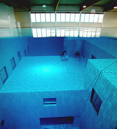 The Deepest Diving Pool in the World 10
