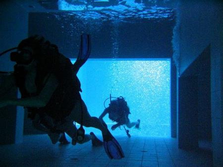 The Deepest Diving Pool in the World 7