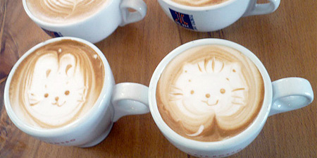 Incredible Latte Art