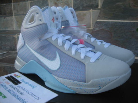 Back to the Future McFly Nike Sneakers 5