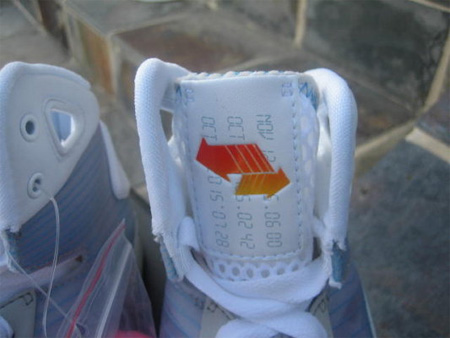 Back to the Future McFly Nike Sneakers 6