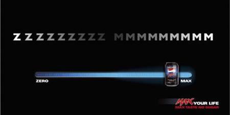 Pepsi Max Zzz Advertisement