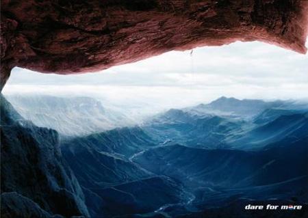 Pepsi Climbing Advertisement