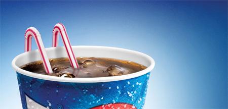 Pepsi Pool Advertisement
