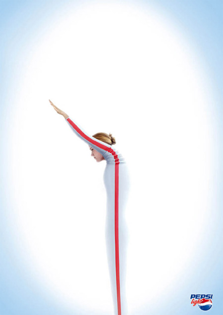 Pepsi Straw Advertisement 2