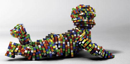 Rubiks Cube Ads