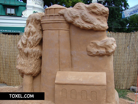 Creative Sand Sculptures from Latvia 13