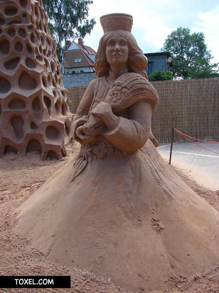 Creative Sand Sculptures from Latvia 16
