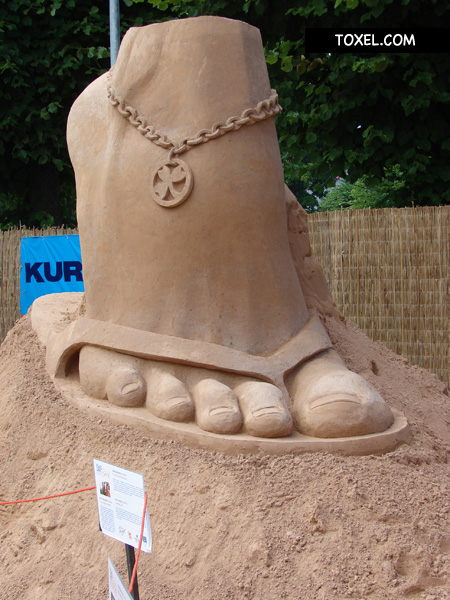 Creative Sand Sculptures from Latvia 3