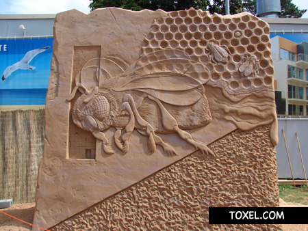 Creative Sand Sculptures from Latvia 4