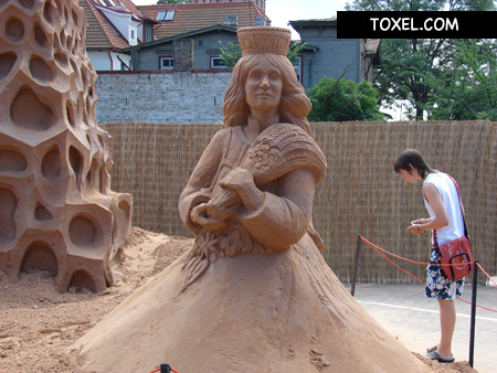 Creative Sand Sculptures from Latvia 8