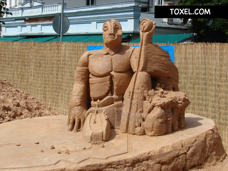 Creative Sand Sculptures from Latvia 10