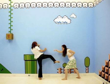 Super Mario Room 2