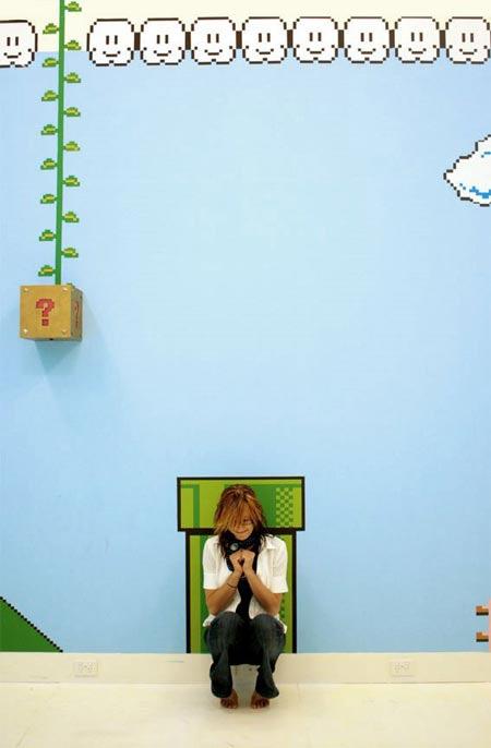 Super Mario Room 3