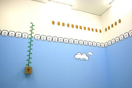 Super Mario Room 4