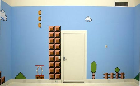 Super Mario Room 5