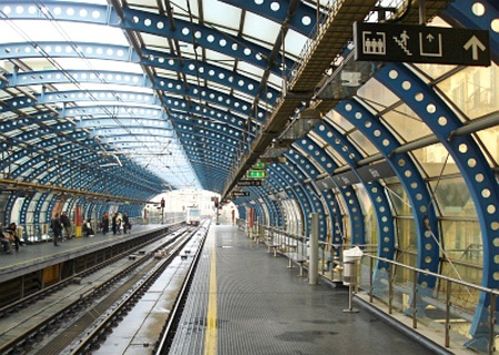 Stunning Subway Stations