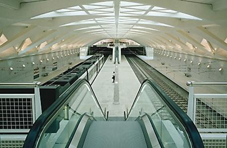Stunning Subway Stations 3