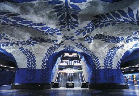 Stunning Subway Stations 5