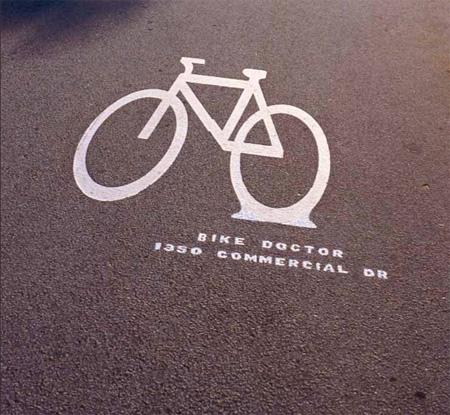 Bike Doctor Advertisement
