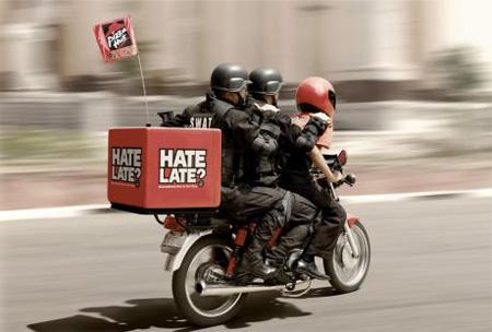 Pizza Hut Advertisement