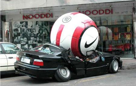 Nike Advertisement
