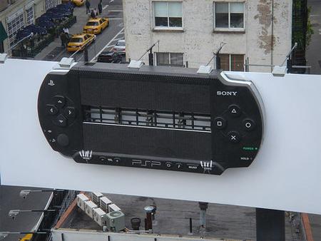 PSP Advertisement