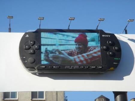 PSP Advertisement 2
