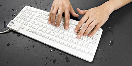 Waterproof Keyboard