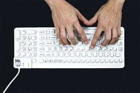 Really Cool Waterproof Keyboard 4