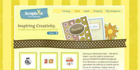 12 Yellow CSS Website Designs