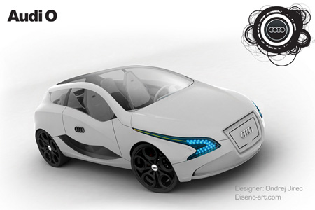 n Audi O Concept Car