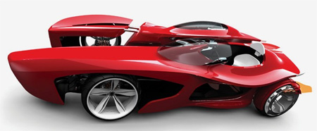 Phoenix concept by Sergio Loureiro Da Silva