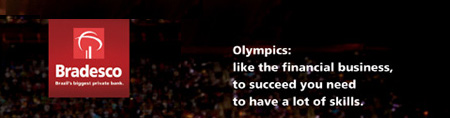 Brilliant Bradesco Olympics Ads 4