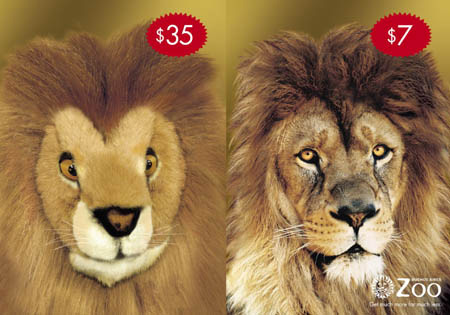 Brilliant Buenos Aires Zoo Ads