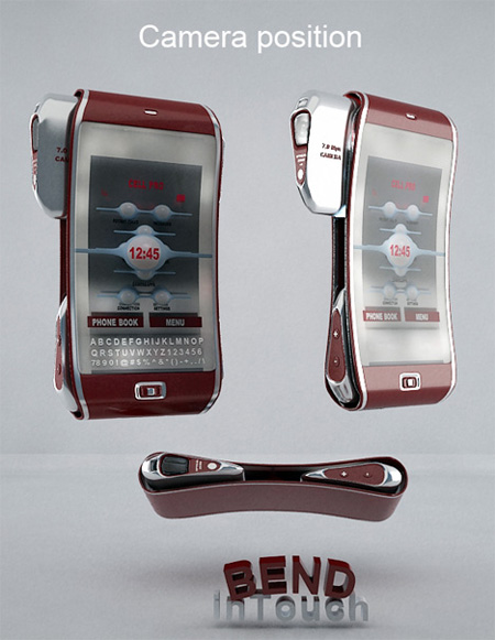 Bend Cell Phone Concept 2