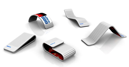 Nokia 888 Cell Phone Concept