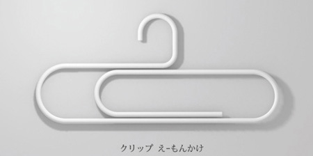 Paper Clip Hanger