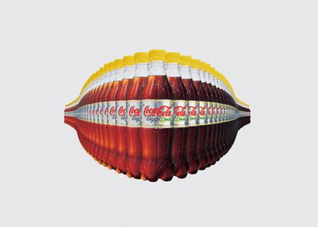 Coca-Cola Lemon Advertisement